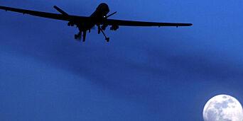 image: - Ni av ti amerikanske droneangrep drepte uskyldige