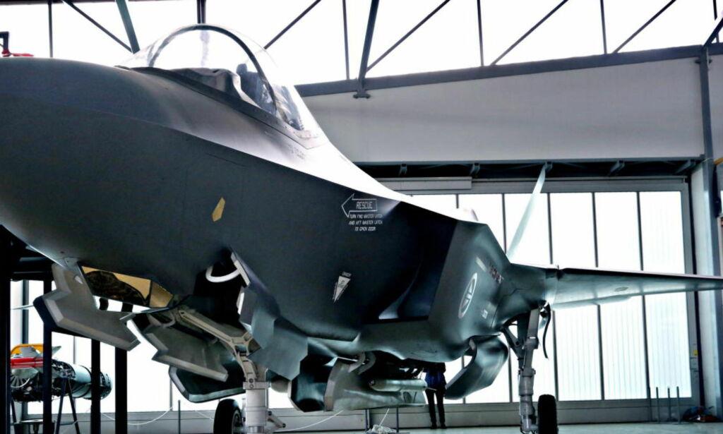 image: Kjøper F-35 til 260 milliarder: Tviler på om superflyene vil kunne forsvare Norge