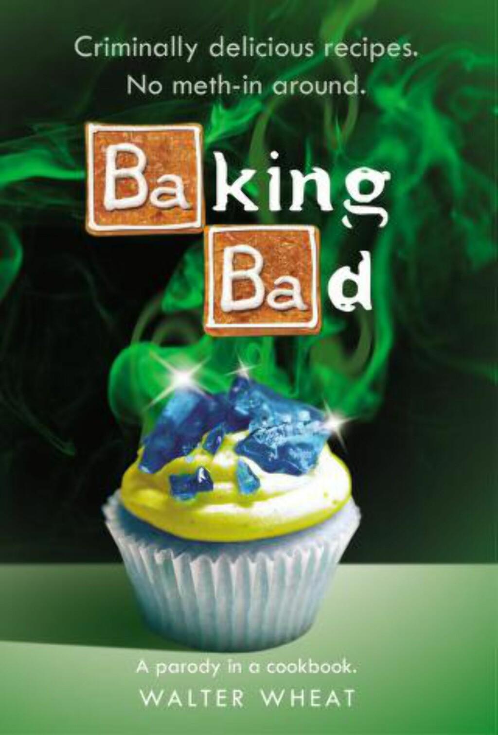 OPPFØLGER: «Game of Scones» er oppfølgeren til fjorårets suksess-bakebok «Baking Bad».
