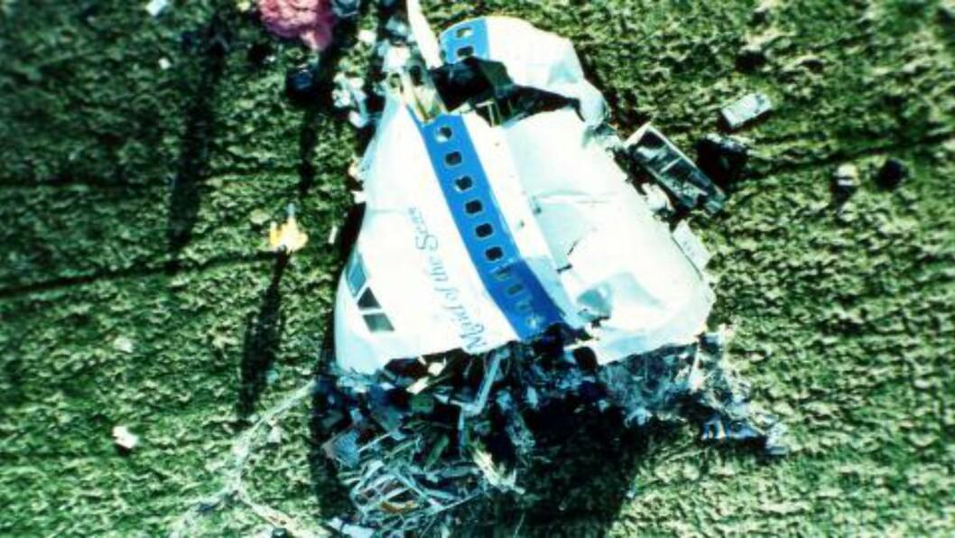 PÅ VEI TIL USA:  Flyet var på vei fra London, Heathrow til JFK International Airport, New York da det styrtet. Foto: Ap Photo