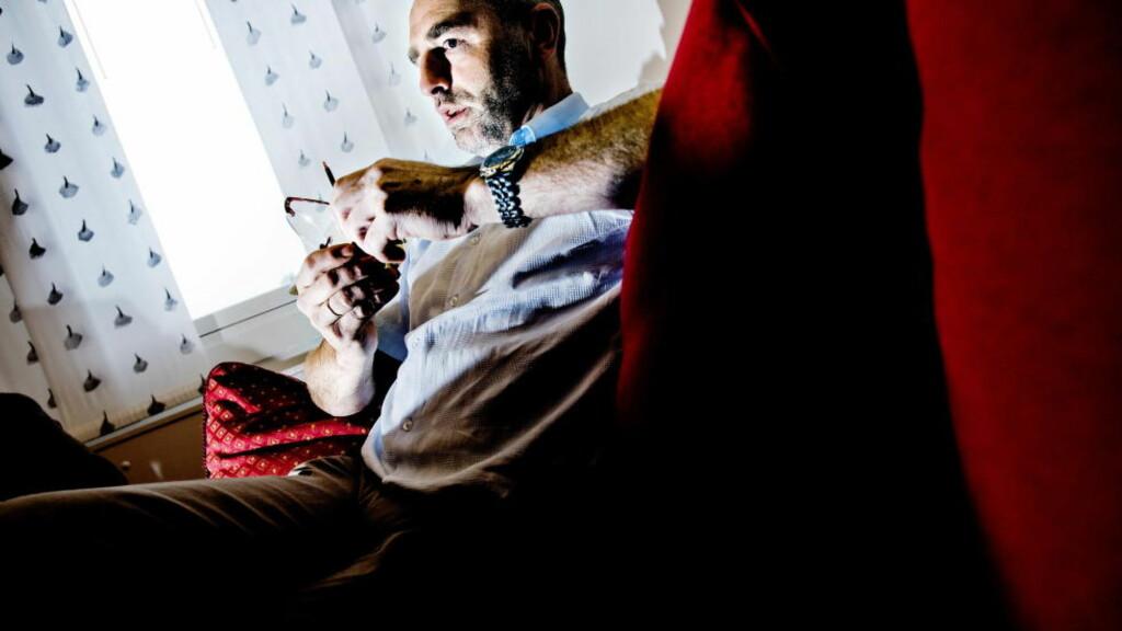 IKKE FORNØYD: Tidligere arbeidsminister Dag Terje Andersen (Ap) er kritisk til regjeringens budsjettforslag. Foto: Thomas Rasmus Skaug / Dagbladet