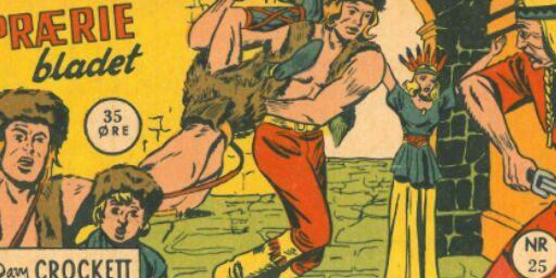 image: Når westernhelter bryner seg på gamle vikinger