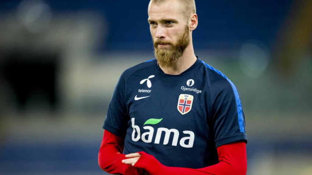 SCORET: Jo Inge Berget kom inn fra benken og scoret i Malmös 3-0-seier over Kalmar lørdag. Foto: Vegard Wivestad Grøtt / NTB scanpix