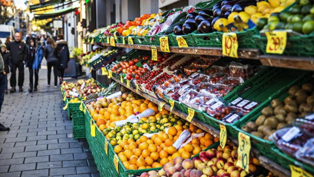 FORSØKER NYE TILTAK:  Byrådet i Oslo kommer, etter det Dagbladet erfarer, til å gå inn for en ukentlig vegetardag. Foto: Jørn H Moen / Dagbladet
