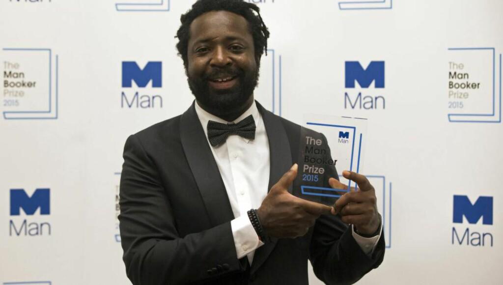 AVSLAG, AVSLAG, AVSLAG, AVSLAG: Alle gode ting er 79 for Marlon James. Foto: AFP PHOTO / NEIL HALL / POOL
