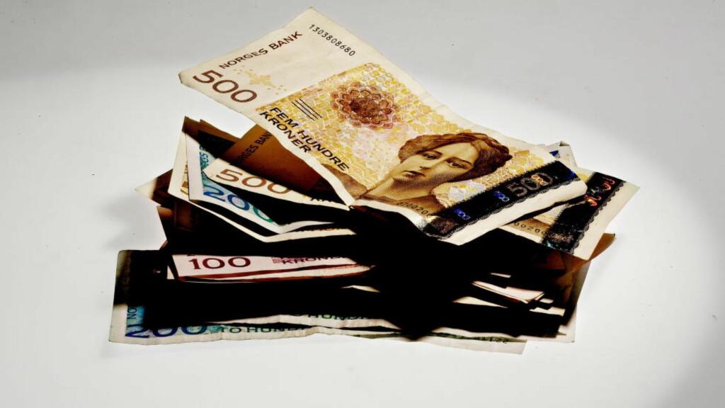 Lave renter:  Dagens rentesituasjon gjør at det kan være lurt å spare andre steder enn i banken. Foto: Even Bast / Dagbladet