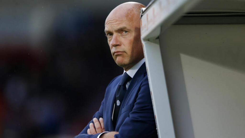 FERDIG: Uwe Rösler er ferdig som manager i Leeds United etter bare noen få måneder i jobben. Foto: Action Images / Lee Smith / NTB Scanpix