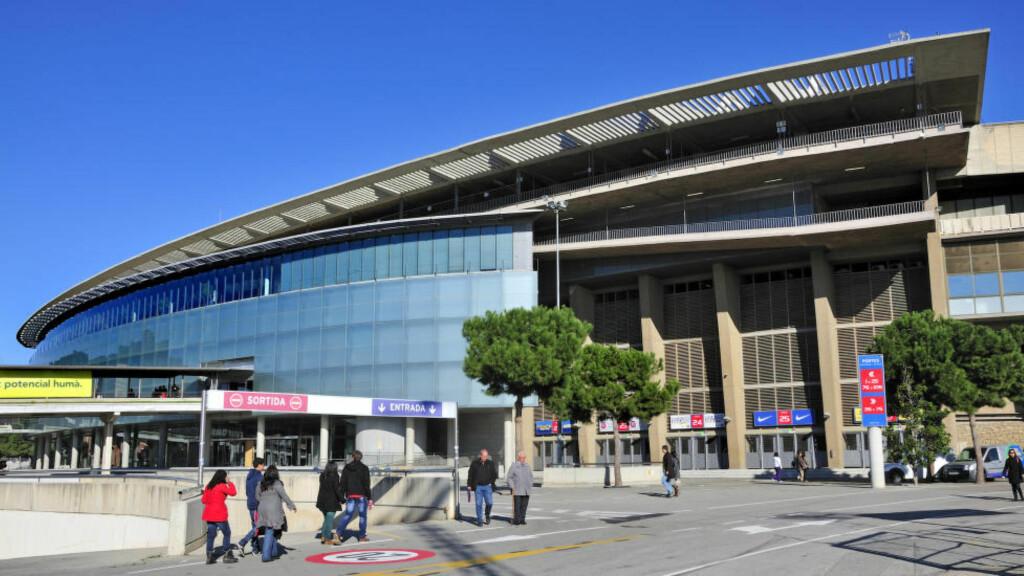 CAMP NOU: Museet som ligger side om side med FC Barcelonas berømte fotballstadion er en av Barcelonas mest populære turistattraksjoner. Foto: PHIL ROBINSON / NTB SCANPIX