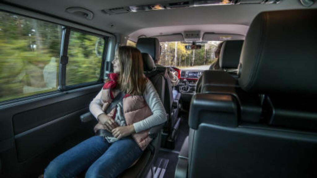 image: Test: Volkswagen Multivan Generation SIX