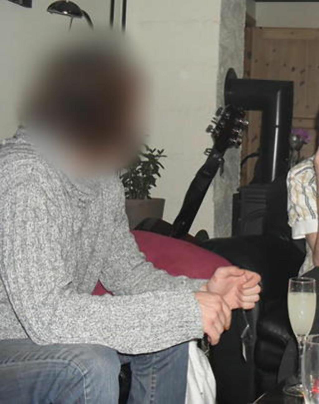 SNAKKER PÅ OPPTAKET: Denne 36-åringen fra Lyngdal snakker på opptaket som ble levert inn til politiet i sommer, og som var årsaken til at de andre tre ble pågrepet og siktet for drapet på Tina Jørgensen natt til 24. september 2000. Foto: Privat