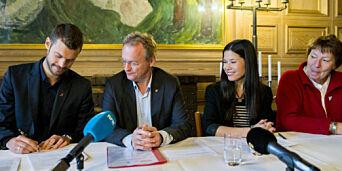 image: - Nå blir det ikke flere nye sugerør i Oslos skattekasse