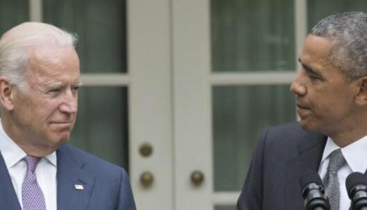 Joe Biden ville stanse det norske jagerflysalget