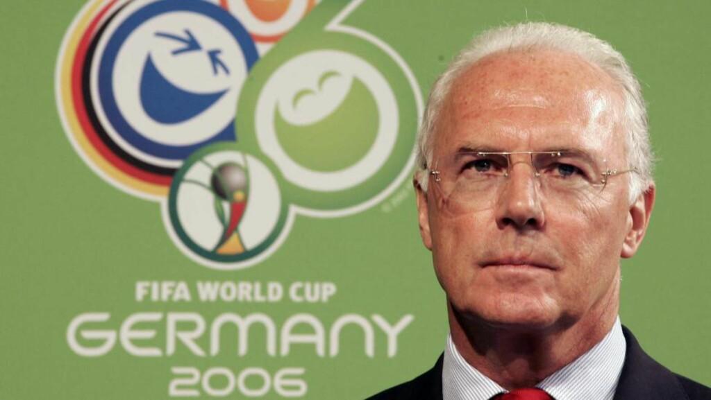 AVVENTER DOM: Franz Beckenbauer har blitt etterforsket av FIFA. Foto: Scanpix