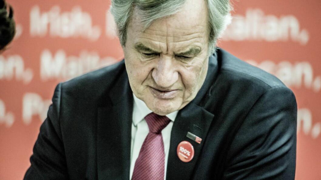 TRANSPORT: Bjørn Kjos la frem milliardresultat i 3. kvartal 2015, men det var ikke godt nok for investorene på Oslo Børs. Foto: Thomas Rasmus skaug / Dagbaldet