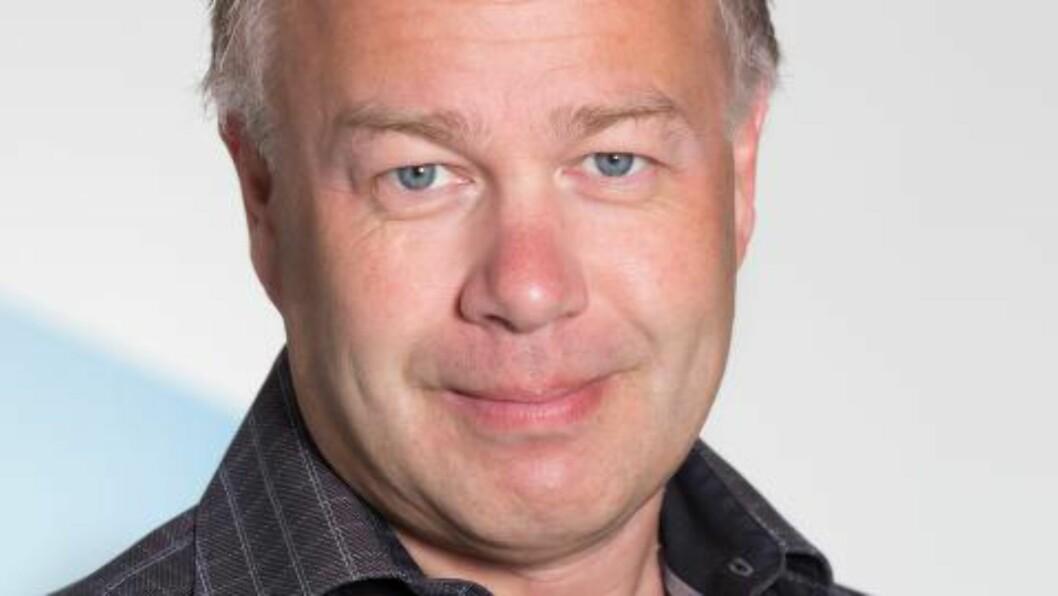 TAR OPP ALVORLIG TEMA: Vi har fått enormt mange gode tilbakemeldinger på serien, ikke minst fra mennesker i sosiale medier, sier nettredaktør i TV2, Bård Espen Hansen. Foto: TV 2