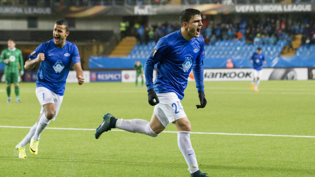 ATTRAKTIV: Moldes Mohamed Elyounoussi er på blokka til mange klubber. Foto: Svein Ove Ekornesvåg / NTB scanpix