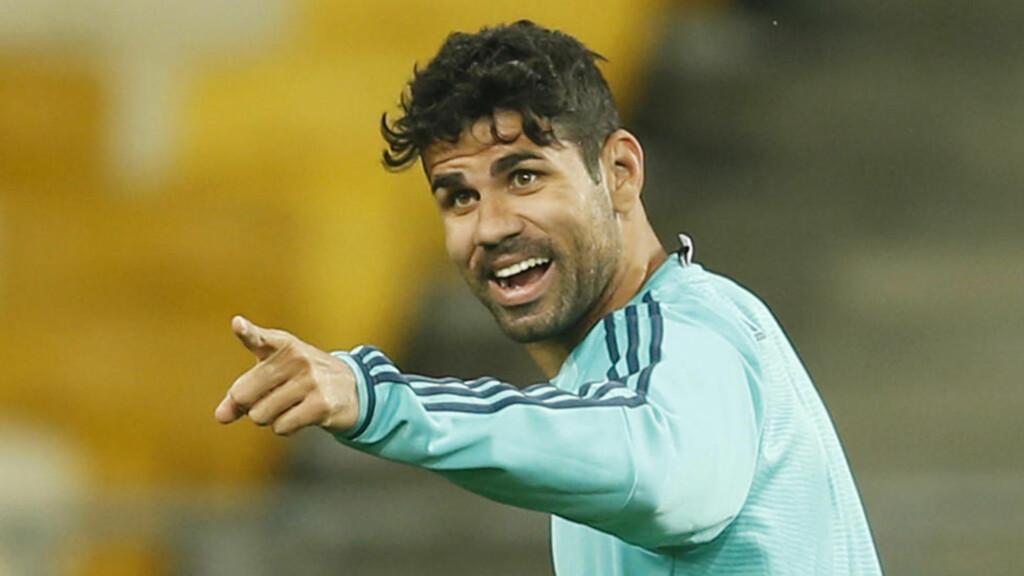 REBELL: Til tross for sterk kritikk og suspensjoner, har Diego Costa ingen planer om å endre spillestilen. Det er den som har fått ham så langt, mener Chelsea-spissen. Foto: Reuters / John Sibley