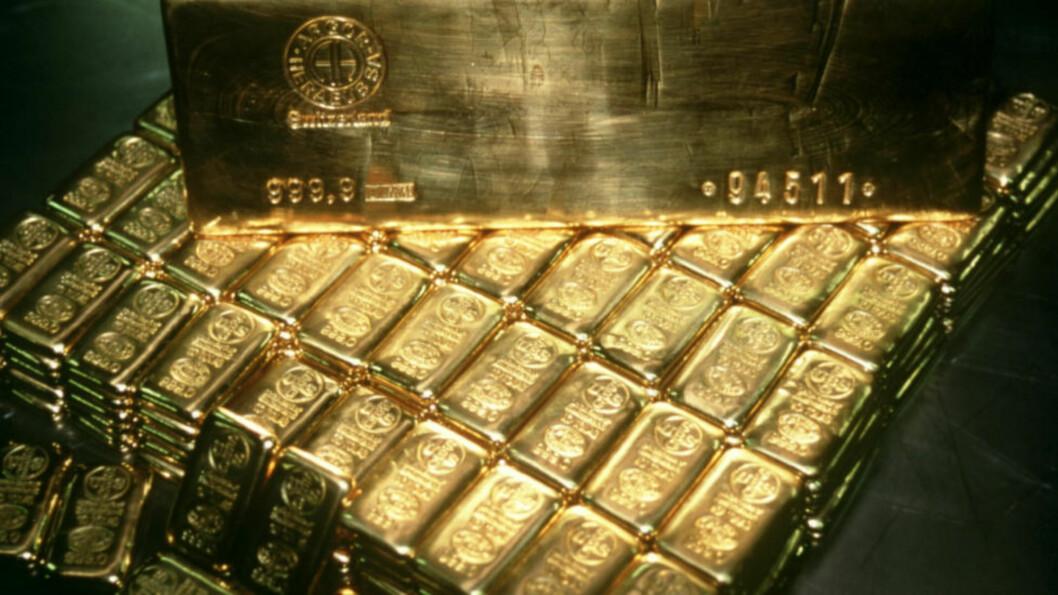 Gull: Prisen er opp åtte prosent på 11 uker.