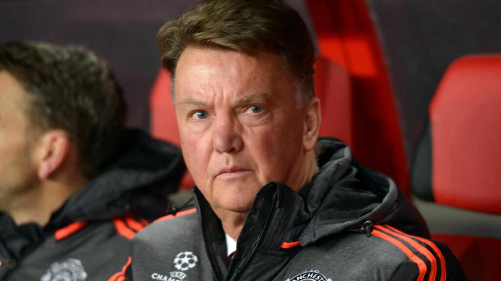 KRITISK: Manchester United-manager Louis van Gaal mener mangelen på en vinterpause i engelsk fotball er årsaken til at engelske lag har slitt i mesterligaen. Han kaller mangelen på en pause for «ondskap».