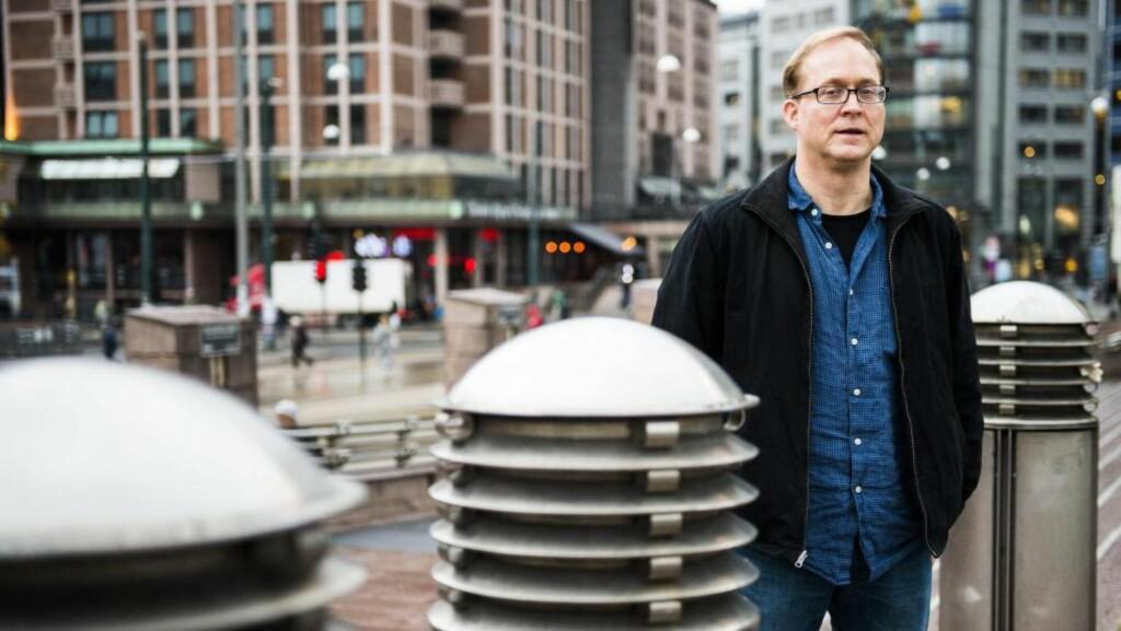 FORFATTER: Robert Beachy har skrevet bok om det homoliberale Berlin i mellomkrigstiden. Han er professor ved Yonsei-universitetet, og deltar på Norsk sakprosafestival i Oslo. Foto: ENDRE VELLENE
