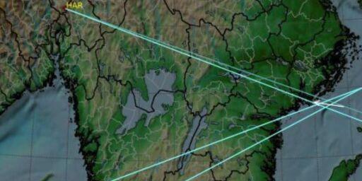 image: Har funnet svaret på det mystiske lysfenomenet som er sett over hele Norden