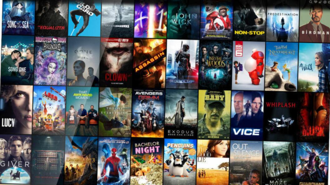 <strong>SLUTT?:</strong> Popcorn Time gjorde det enklere enn noensinne å se piratfilm på nettet. Nå kan det være over - for godt.