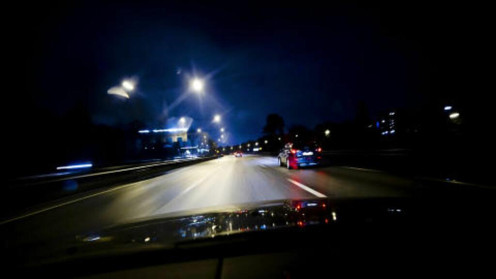VELG RIKTIG: Nå som mørket blir mørkere er det desto viktigere å ha gode lys. Det er verdt å investere i gode pærer.  Foto: NTB SCANPIX / ERIK MÅRTENSSON