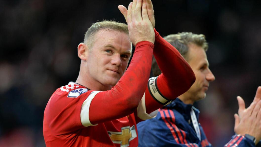 SLITER: Manchester United og levert en solid sesongstart - men kaptein Wayne Rooney har ikke blomstret i høst. Foto: NTB Scanpix