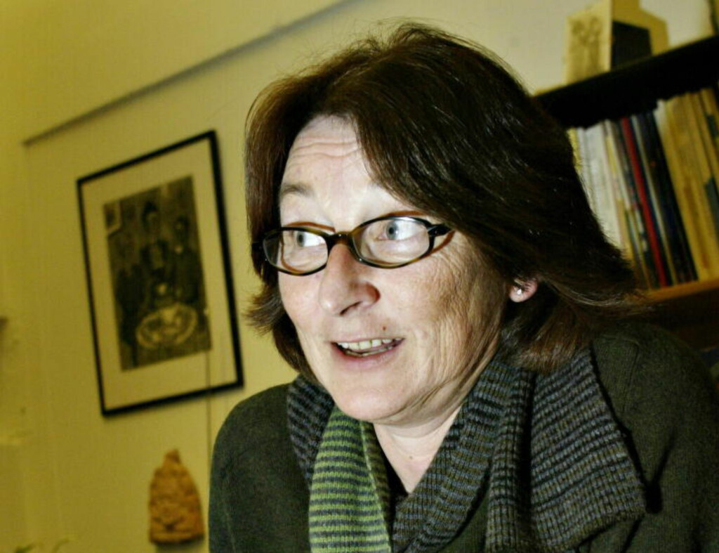 UENIG:  Kristin Mile og Human-Etisk Fornund ser liten grunn til å bytte navn. Her under et intervju i 2008 da hun var likestillingsombud. FOTO: SVEINUNG UDDU YSTAD, Dagbladet