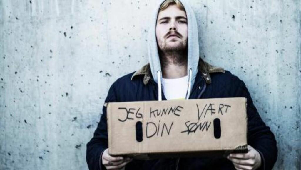 - KUNNE IKKE TAKKE NEI: Mathias Alexander Pettersen fra årets sesong av «Paradise Hotel». Foto: Øystein Andreas Bjerke