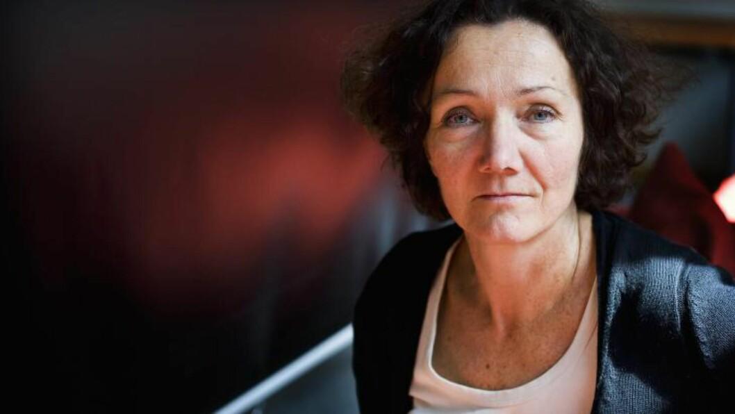 UDI BEKLAGER: Kommunikasjonsdirektør Ingeborg Grimsmo skriver i en e-post til Dagbladet at UDI har avdekket at kvinnen på fritida bisto utlendinger i tre saker. - Dette er selvfølgelig svært beklagelig, skriver Ingeborg Grimsmo. Foto: ARNE OVE BERGO/SAMFOTO