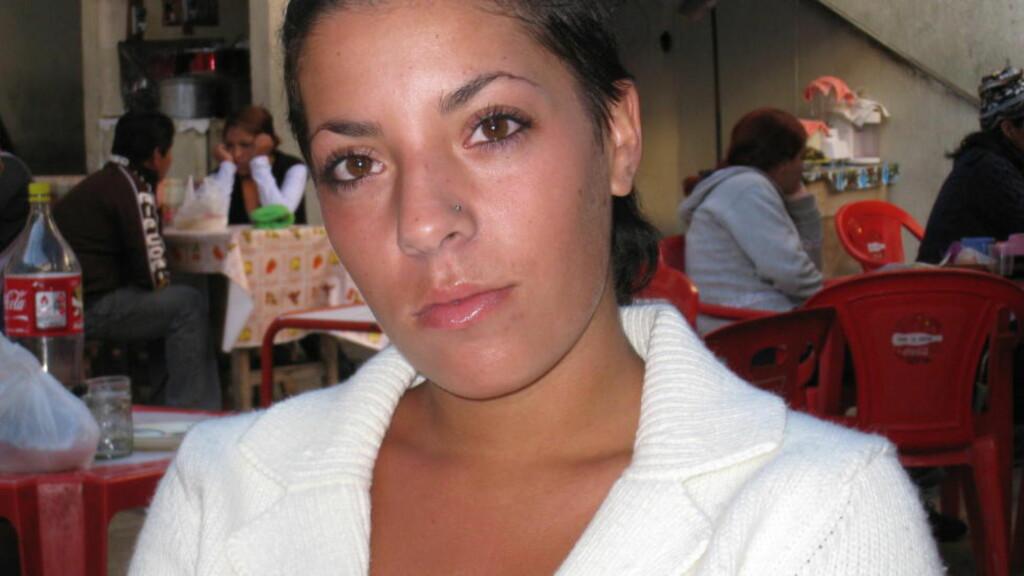 KAN SLIPPE UT: Madelaine Rodriguez kan få slippe ut av fengselet i Bolivia mot kausjon. Foto: Gunnar Hultgreen/Dagbladet