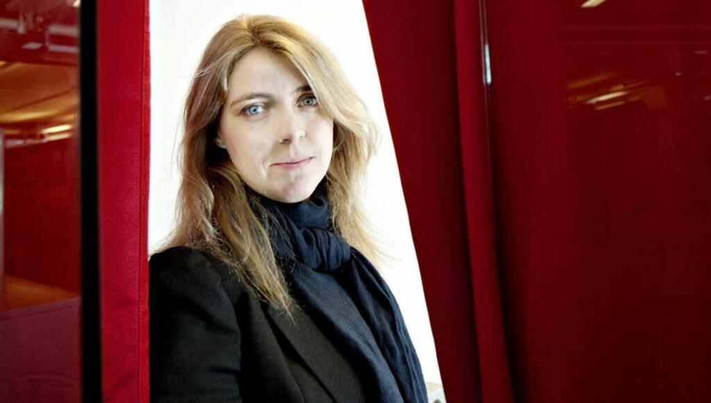 NY NYHETSDIREKTØR I NRK: Alexandra Beverfjord får jobben som sjef for landets største nyhetsavdeling. Foto: Kristian Ridder-Nielsen / Dagbladet.
