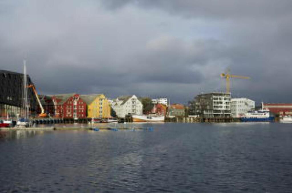 MATBY: Tromsø er i ferd med å bli en stadig mer spennende matby. Foto: INGUN ALETTE MÆHLUM