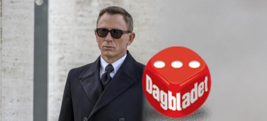 Anmeldelse: «James Bond: Spectre»