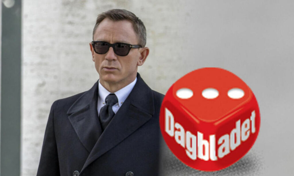 image: Anmeldelse: «James Bond: Spectre»