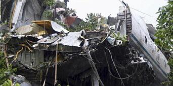 image: Russisk fly har styrtet i Sør-Sudan