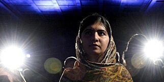 image: Hun har holdt tale i FN, men lurer fortsatt på om klassevenninnene liker henne