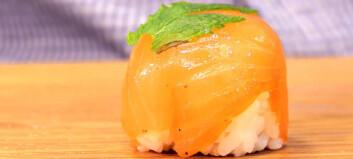 Temari - sushien absolutt alle klarer å lage