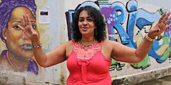 image: Favelaens «førstedame» sniffet lim som seksåring og fikk revolver da hun var elleve