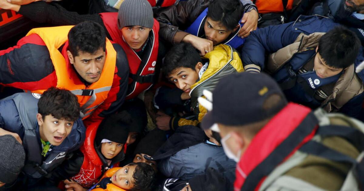 8b0c5954 Derfor reiser syriske flyktninger videre fra Tyrkia - Dagbladet