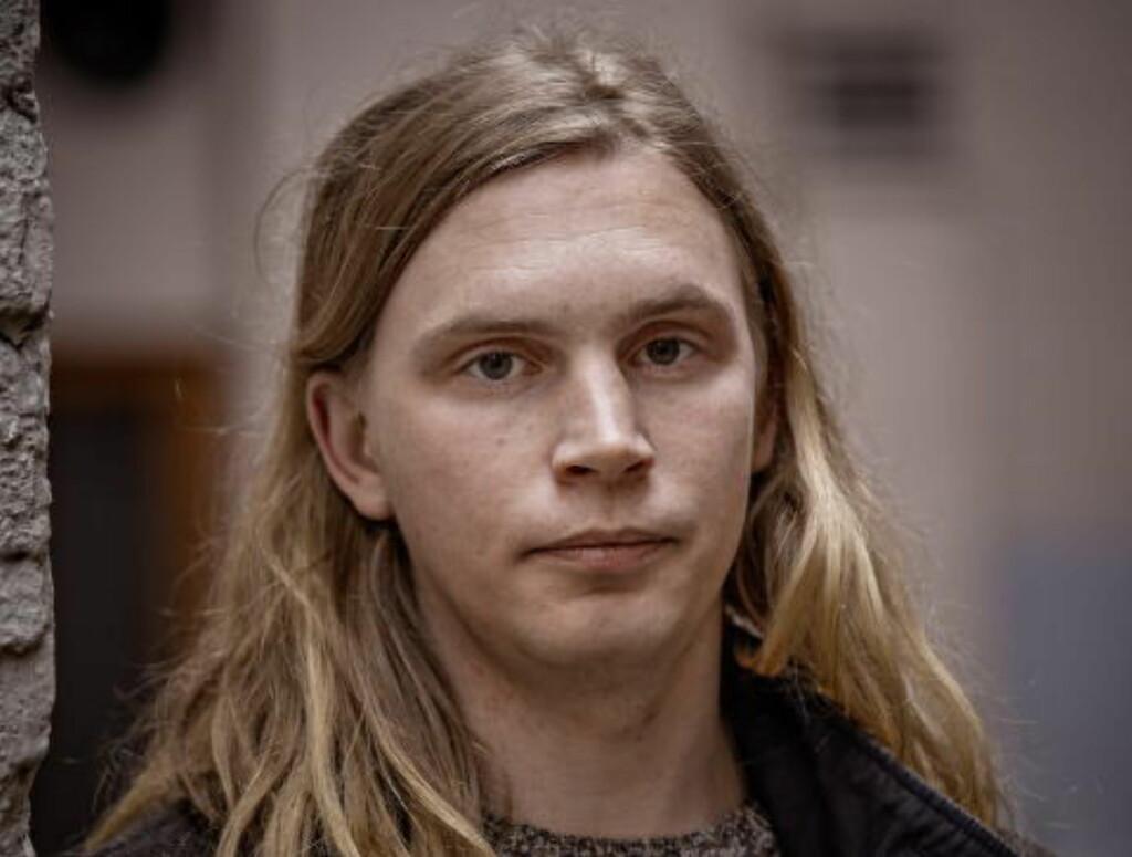MENINGSLØST: Georg Schjerven Hansen fra SEIF mener UNE fører en meningsløs praksis. Foto: Jørn H Moen / Dagbladet