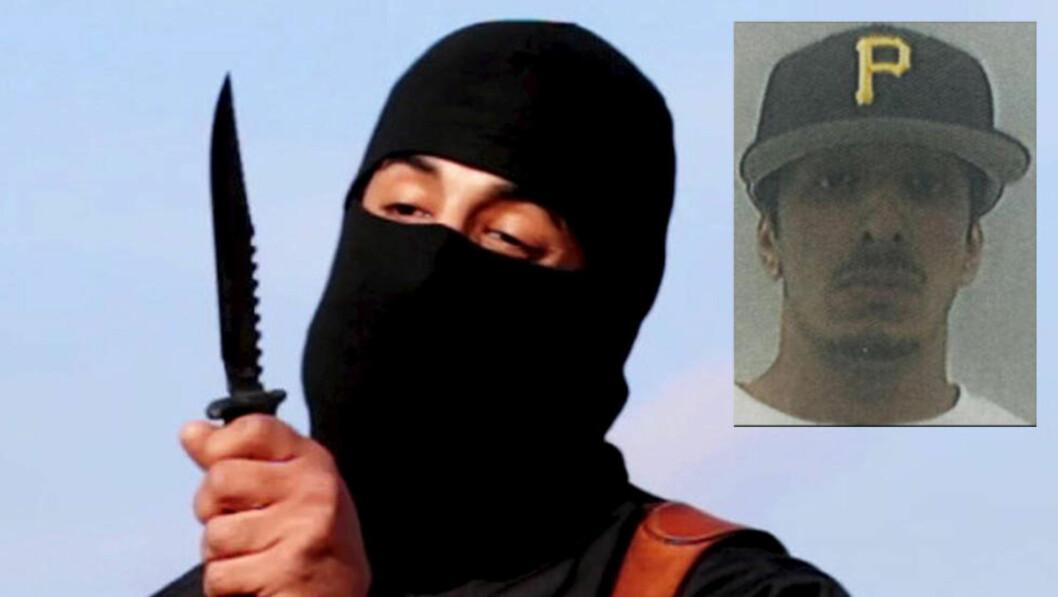 MÅL: Mohammed Emwazi vokste opp i en velstående familie i Vest-London, men endte opp som selve symbolet på IS' brutalitet som terrorgruppas bøddel «Jihad John». Foto: NTB scanpix