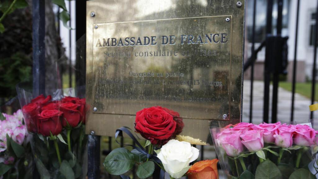 BARN:  Unicef råder om å snakke med barna om terroren i Paris.  Foto: Vidar Ruud / NTB scanpix