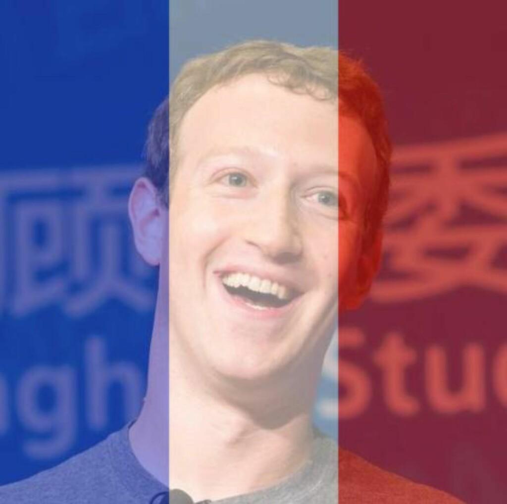 SVARER PÅ KRITIKKEN: Facebook-gründer Mark Zuckerberg.
