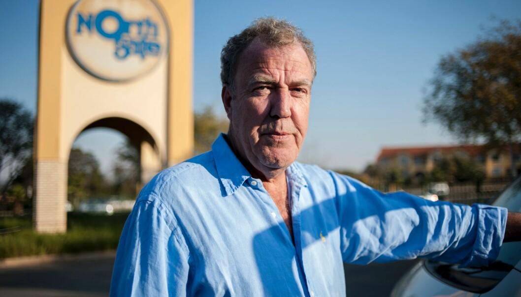 <strong>ALVORLIG SYK:</strong> «Top Gear»-profil Jeremy Clarkson (57) ble tidligere i sommer rammet av en hissig lungebetennelse. Han nektet først å tro at han var syk. Foto: AFP / NTB Scanpix