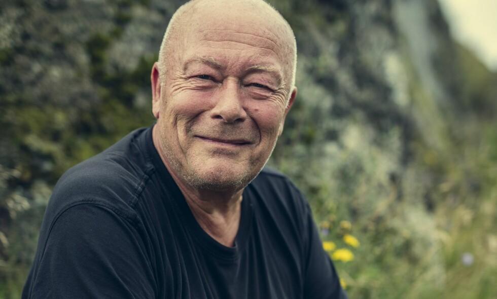 FIKK KREFT: Nils Ole Oftebro forteller at det var tøft for hele familien da han fikk prostatakreft. Foto: Bård Gundersen / NTB scanpix
