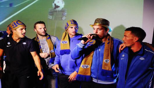 Rosenborg-supporteren Vegard Forren