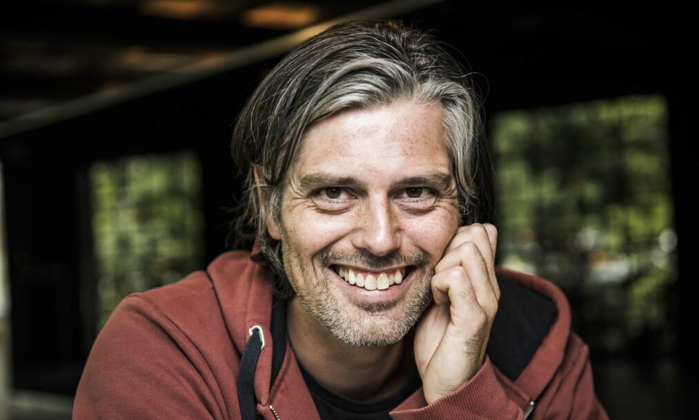 ANTISTRESSIVA: Det er fint å vite at det ikke er nødvendig å være best, mener Håvard Tjora. Foto: Lars Eivind Bones