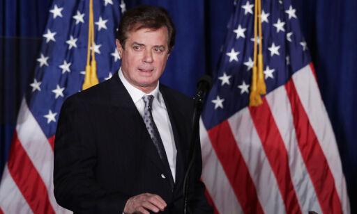 image: Trumps tidligere valgkampsjef siktet for konspirasjon mot USA. Nå raser presidenten